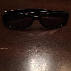 Black Gucci sunglasses 100% authentic